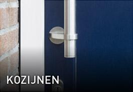 Houten, kunststof of aluminium kozijnen van Vriesia bouwen met glas